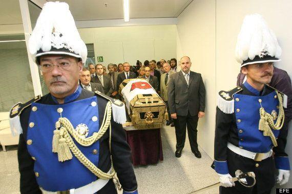 Los restos del general Juan Prim serán sometidos a un análisis forense este fin de semana