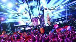 España se queja a Eurovisión por intentar evitar que unos espectadores llevaran la