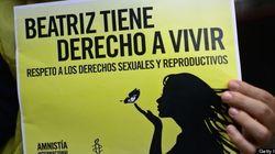 El Salvador ofrece a Beatriz un parto inducido para salvar su