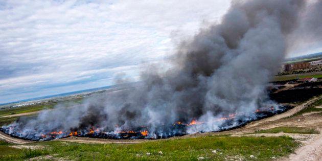 Castilla-La Mancha pidió permiso en 2007 para retirar los neumáticos de Seseña y el juez se lo