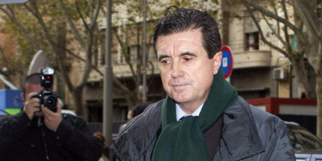 Pujalte (PP) dice que Matas está en prisión por