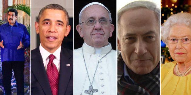 Discursos de Navidad por el mundo: Los mensajes de 8 líderes mundiales