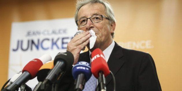 Juncker enfrenta a los candidatos a liderar el PSOE con los eurodiputados del