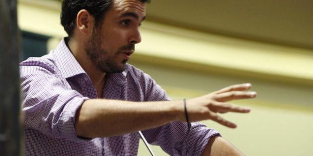 Alberto Garzón da un paso al frente en