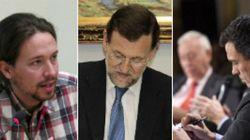 Las cartas a los Reyes de Rajoy, Sánchez e