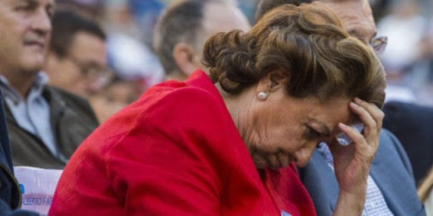 Les Corts pide por unanimidad a Barberá que renuncie a su acta de