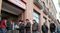España, segunda tasa de paro más alta de la eurozona: el