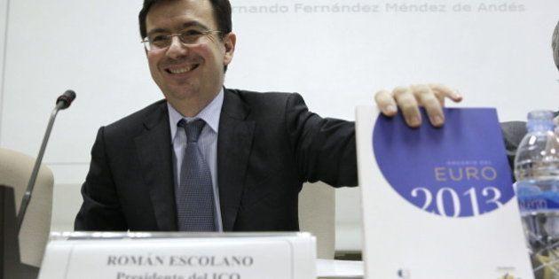 Román Escolano será el el sustituto de Magdalena Álvarez en la vicepresidencia del