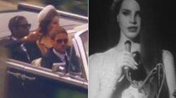 Lana, a lo Marilyn y Jackie: del cumpleaños feliz a la muerte de Kennedy