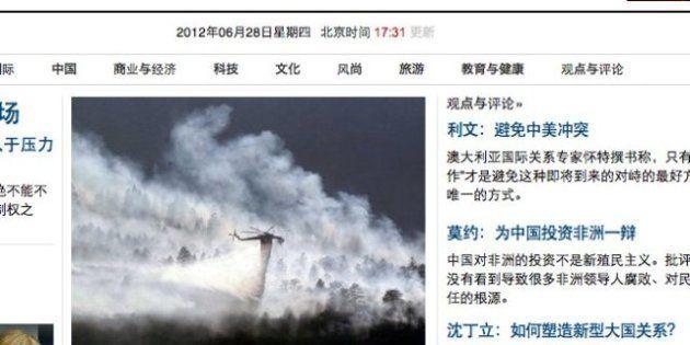 Pekín bloquea a 'The New York Times' en la red social más popular del país tras sacar versión en