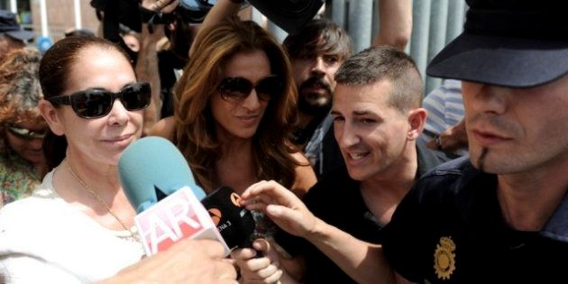 Juicio a Isabel Pantoja: su defensa denuncia trato 'degradante'