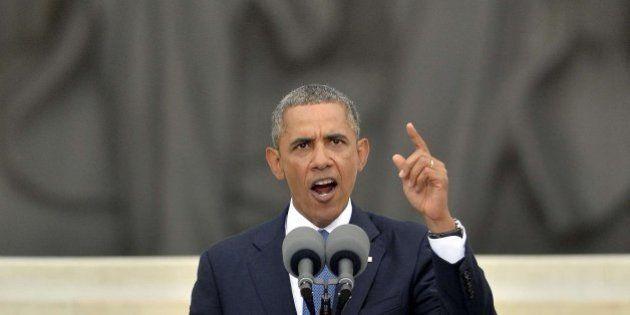 Obama dice que Siria no será