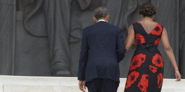 Obama advierte de que el sueño de Luther King no se ha cumplido por la desigualdad
