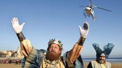 Así ha sido la llegada de los Reyes