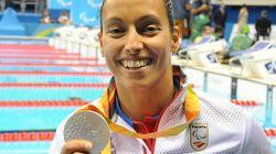 Teresa Perales gana la plata en los 200 estilos tras vivir