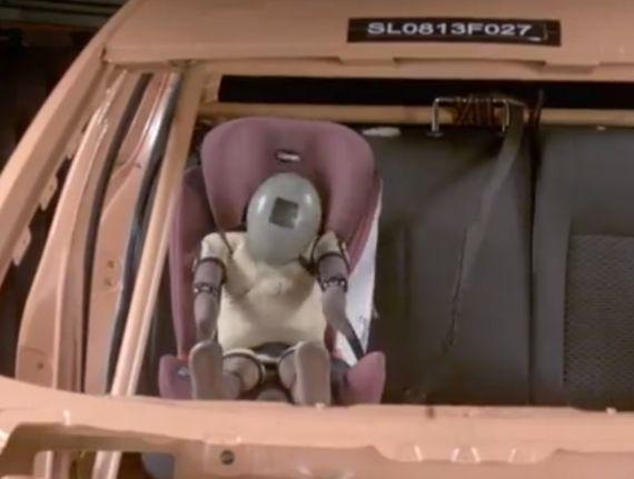 Papá primerizo motorizado: eligiendo sillitas para el