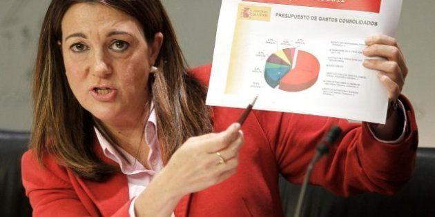 Presupuestos 2013: El PSOE acusa al Gobierno de mentir de forma