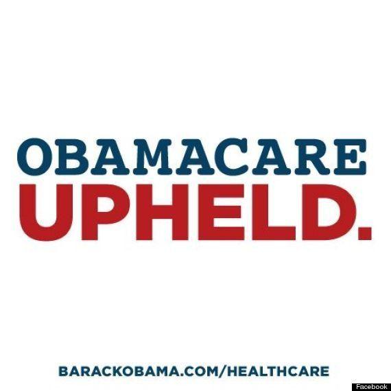 El Tribunal Supremo de EEUU declara constitucional parte clave de la reforma sanitaria de