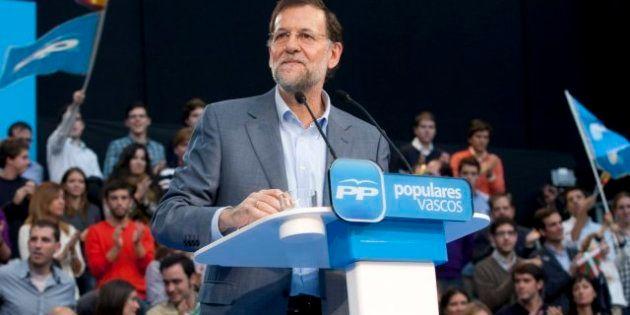 Rajoy asegura que hay quienes están