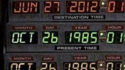 Marty NO viajó al futuro el 27 de junio de 2012