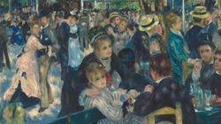 'Baile en el Moulin de la Galette' de Renoir vuelve a España ¿Cómo se trasladan las obras de