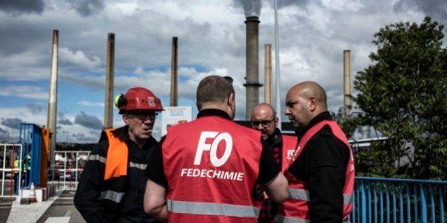 Por qué el bloqueo de combustible en Francia está calando más que el resto de