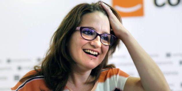 La broma de Mónica Oltra a Monedero en Twitter: