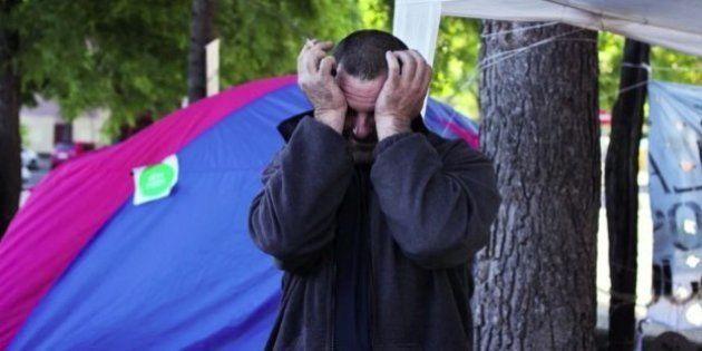 'No Job Land': El drama del desempleo retratado en el barrio de
