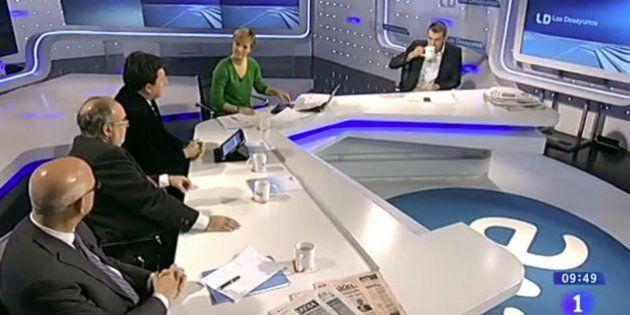 TVE y RNE se han gastado 365.393 euros en tertulianos en