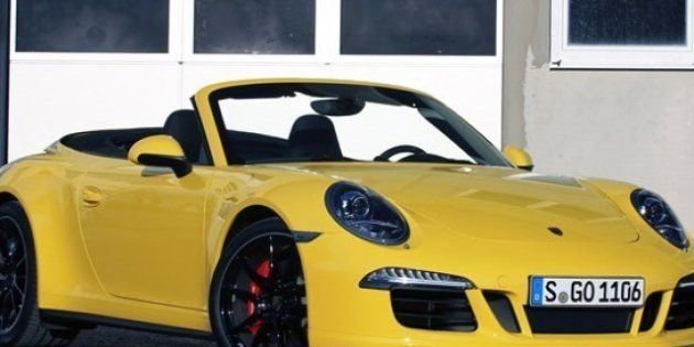Prueba: Porsche 911 Carrera 4S