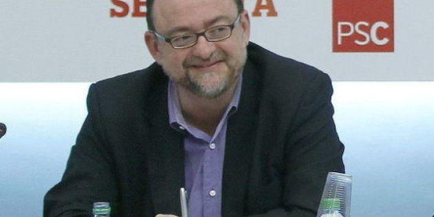 Daniel Fernández, secretario de Organización del PSC, imputado en la trama de corrupción de
