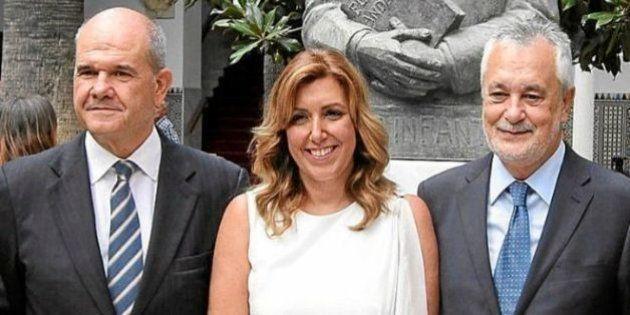 Susana Díaz destaca su convencimiento de la honradez de Chaves y
