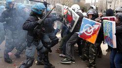 Huelga general contra Matteo Renzi por su reforma