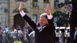 El nuevo presidente de Ucrania: