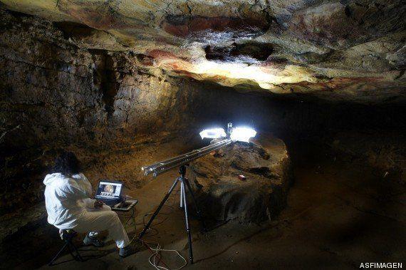 Las cuevas de Altamira crecen: aumentan un 20% de