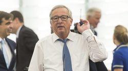 Juncker no da respuestas a una Europa en