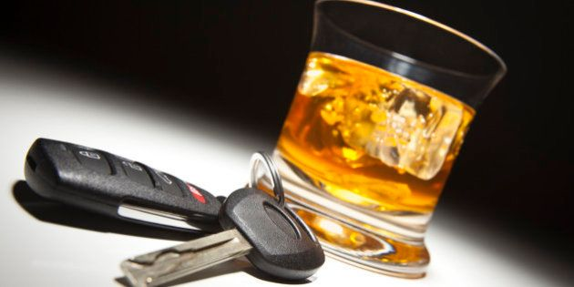¡Ojo al volante estas fiestas! ¿Con cuántas copas o cervezas se da