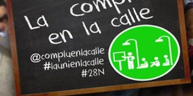 La Universidad Complutense de Madrid dará clase en la calle por la calidad de la enseñanza