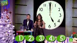 2x1 en 'Zapeando': vestido de Pedroche + campanadas de Canal Sur
