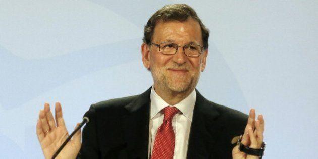 Rajoy sale en defensa de la ikurriña con este