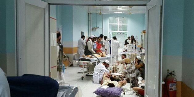 EEUU dice que su ataque a un hospital de MSF en Kunduz no fue un crimen de guerra al no ser