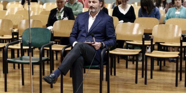 Absuelto el exdiputado del PP Santiago Cervera de chantaje a expresidente de Caja