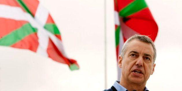 Urkullu, presidente del PNV, quiere que Euskadi sea una