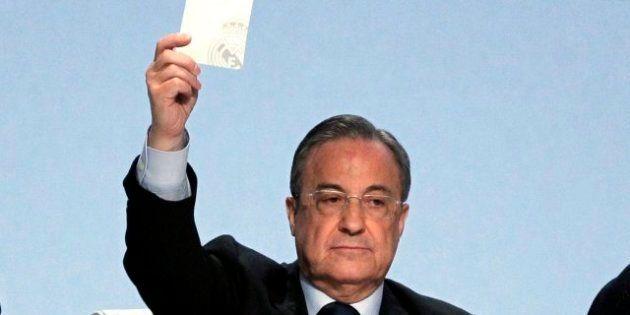 El Real Madrid endurece las condiciones para llegar a ser presidente del