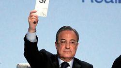 Llegar a presidente del Madrid será aún más