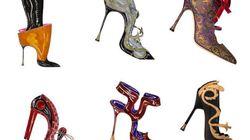 Premio Nacional al diseñador de zapatos que son mejores que el sexo
