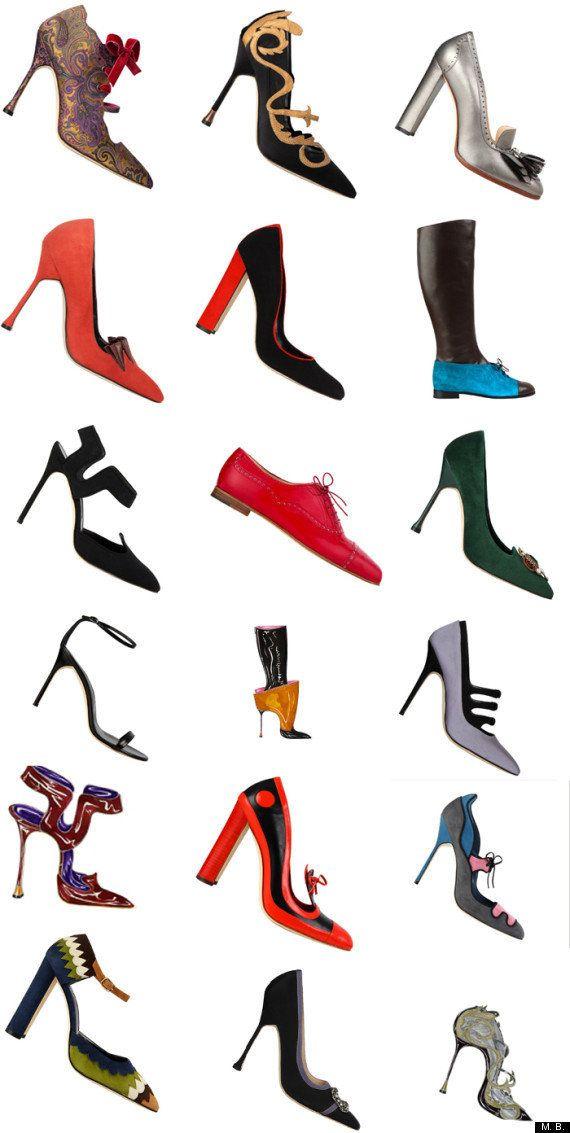 Manolo Blahnik, el diseñador de zapatos que son 'mejores que el sexo', Premio Nacional de Moda