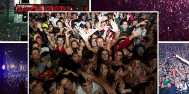 En la fiesta del Madrid Arena había 6.191 personas más del aforo