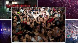 El aforo era de 10.600 personas, pero en el Madrid Arena había 16.791 con
