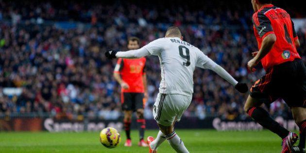 El golazo de Benzema del que quizá escuches hablar